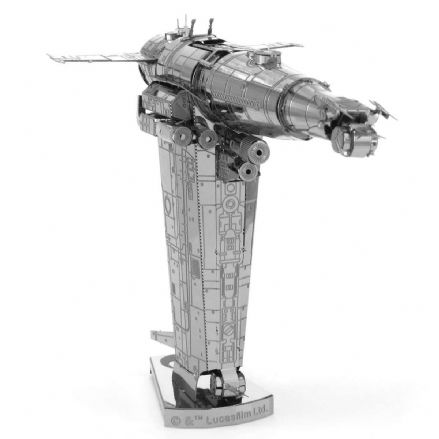 Star Wars Metal Earth Resistance Bomber